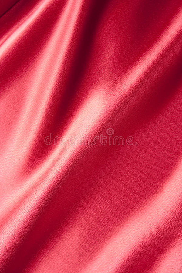 Download Red Satin Material stock image. Image of drapes, passion - 10606929