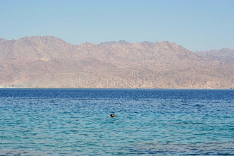 The Red Sea stock photography