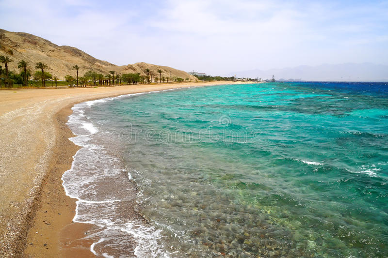 Download Red Sea stock photo. Image of shows, water, clouds, beach - 19878866