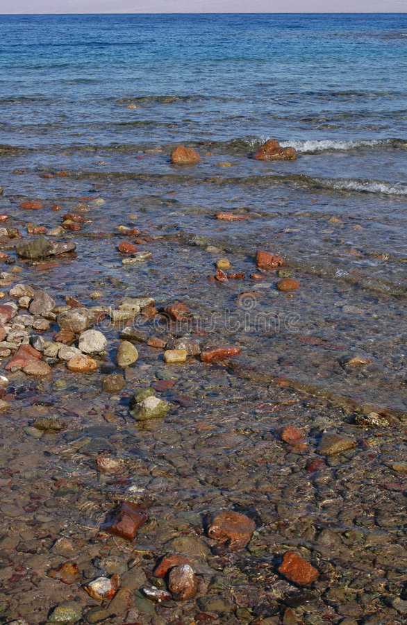Red Sea Royalty Free Stock Photos