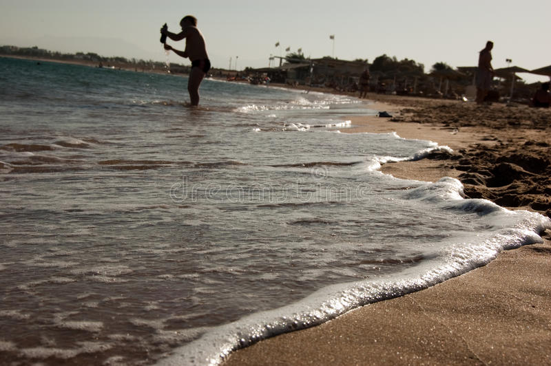 Red Sea Coast royalty free stock photos