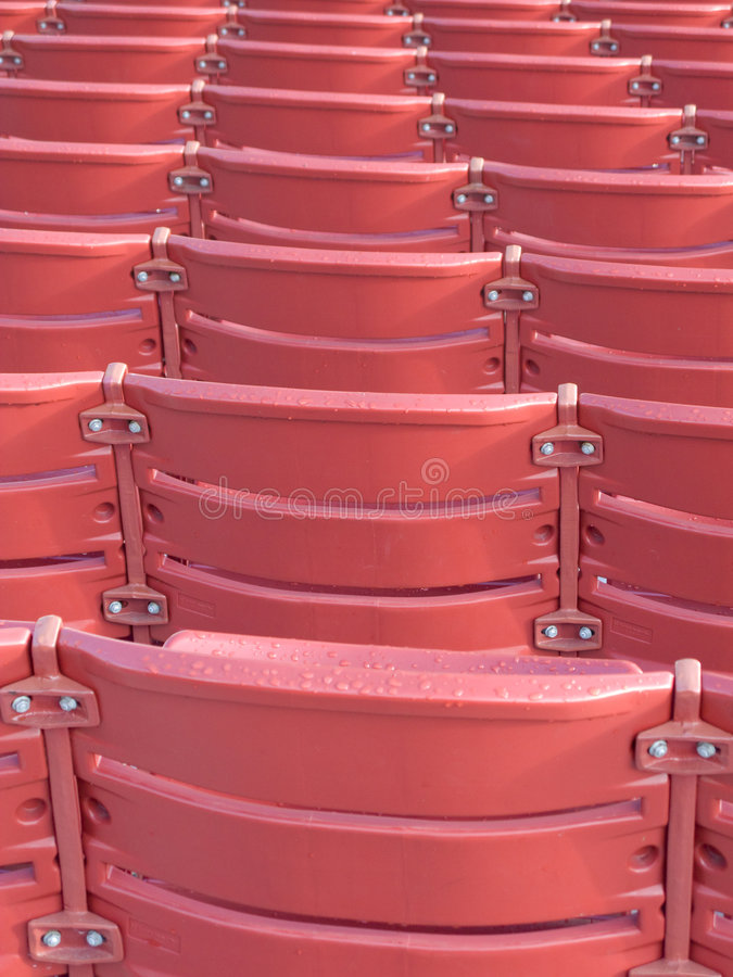 Free Red Seats Stock Photo - 6857650