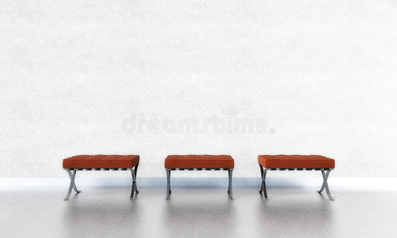 Download Red Seats stock illustration. Image of chair, seat, room - 36751469