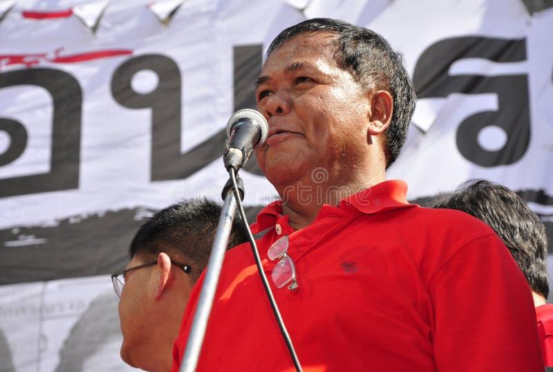 Download Red-shirt Leader Kwanchai Praipana Editorial Photo - Image: 25990916