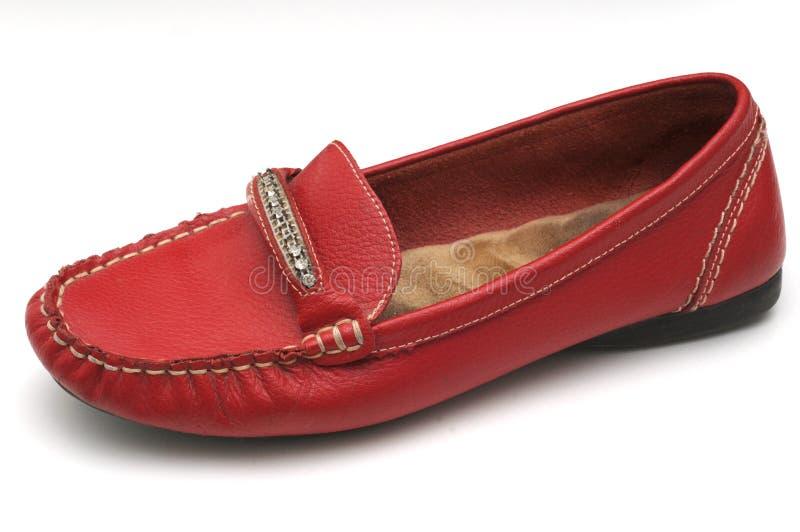 Download Red shoe stock photo. Image of slipper, dressy, footwear - 13356978
