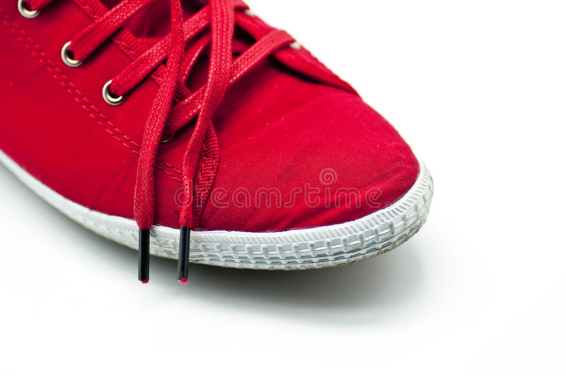 Download Red Shoes stock image. Image of trendy, vintage, fashion - 24992435