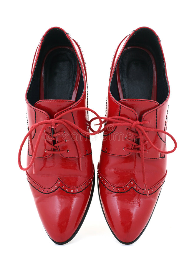 Free Red Shoes Stock Images - 3426514