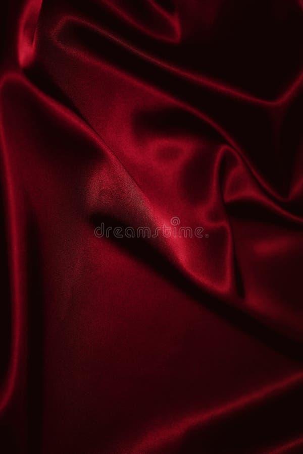 Free Red Silk Closeup Stock Photography - 15216602