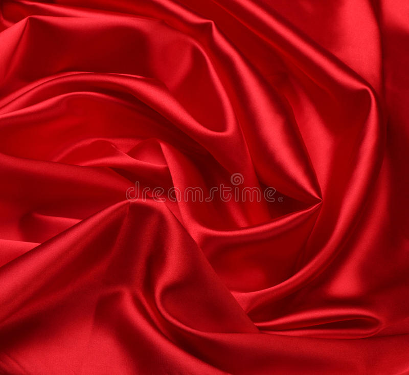 Download Red silk fabric background stock photo. Image of decor - 27342332