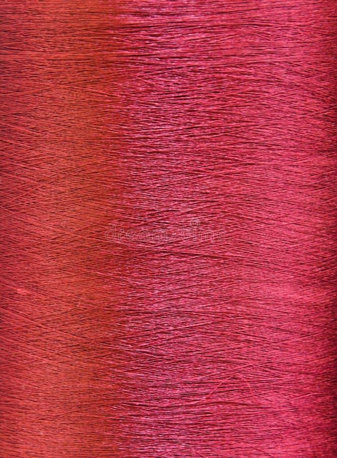 Red Silk Thread Royalty Free Stock Photos