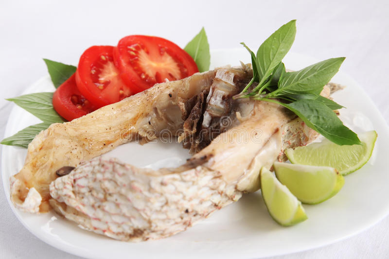 Download Red snapper fish stock image. Image of cuisine, eastern - 10573541