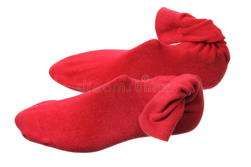 Download Red Socks stock image. Image of heels, shot, protection - 27696383
