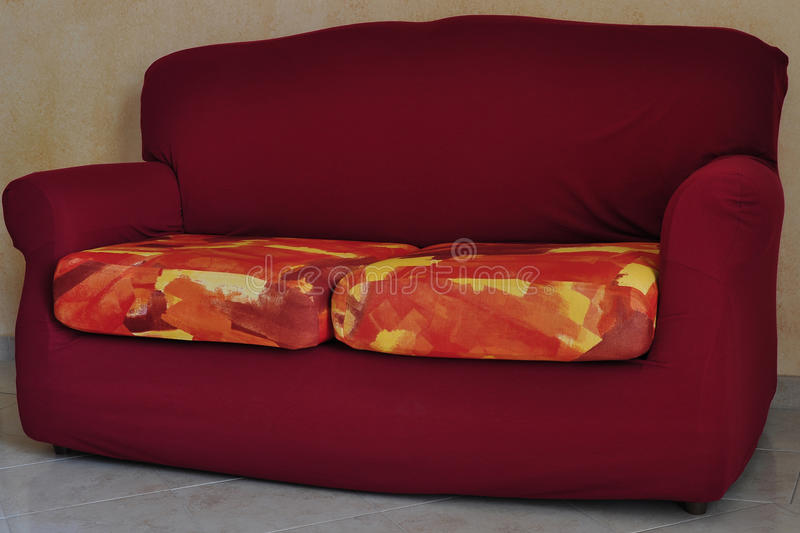 Download Red Sofa Stock Images - Image: 27447744