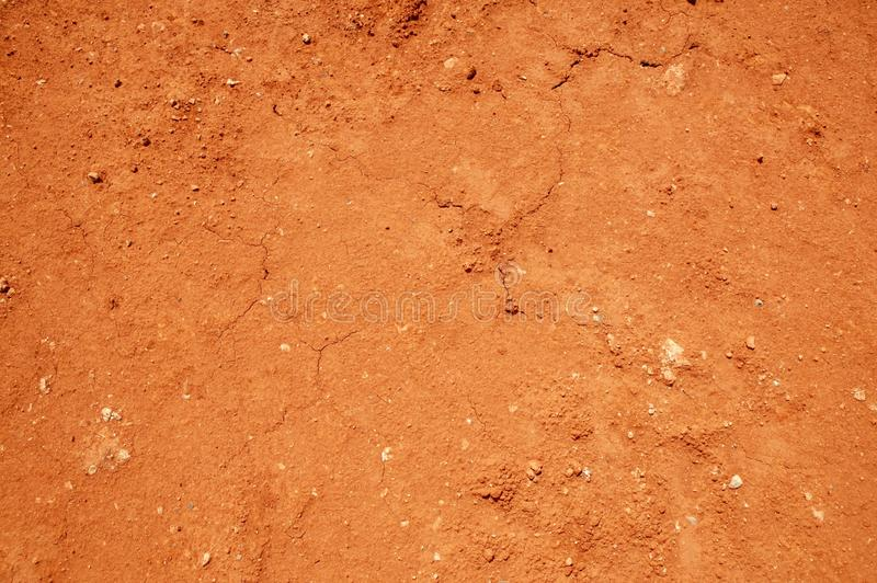 Download Red Soil Texture Background, Dried Clay Stock Image - Image: 13292581