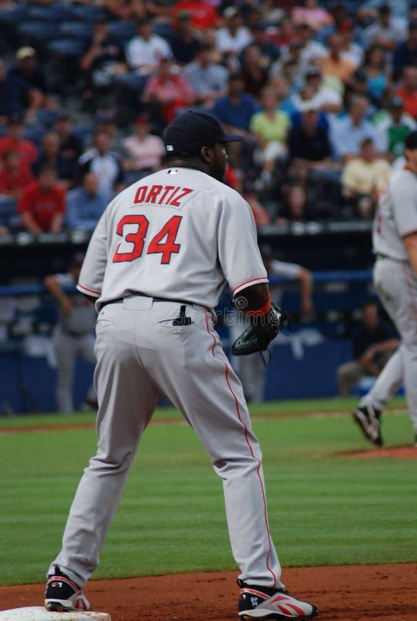 Red Sox fotografia stock
