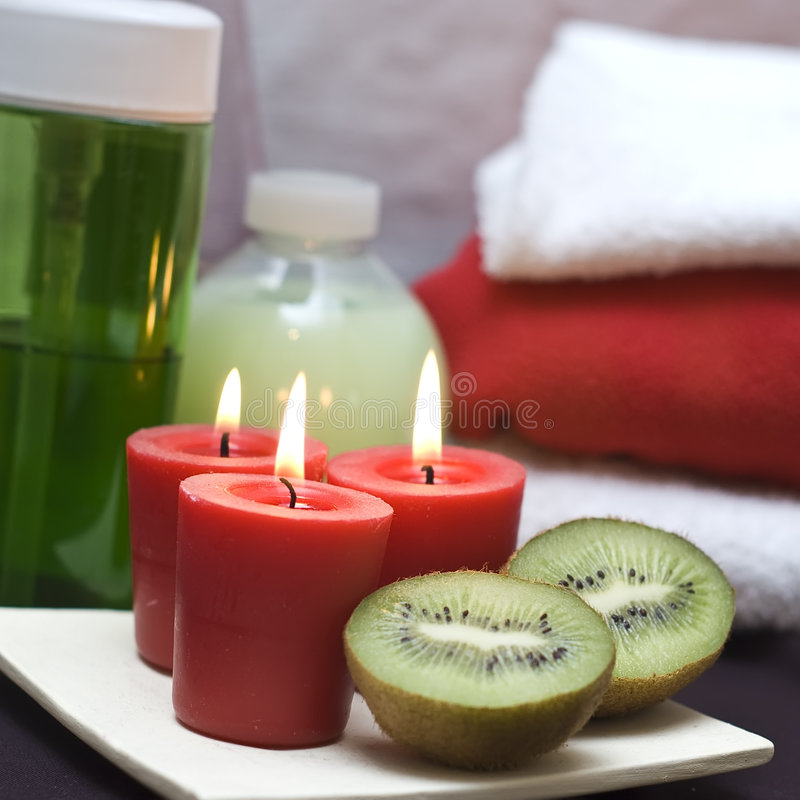 Free Red Spa Royalty Free Stock Photo - 4400235