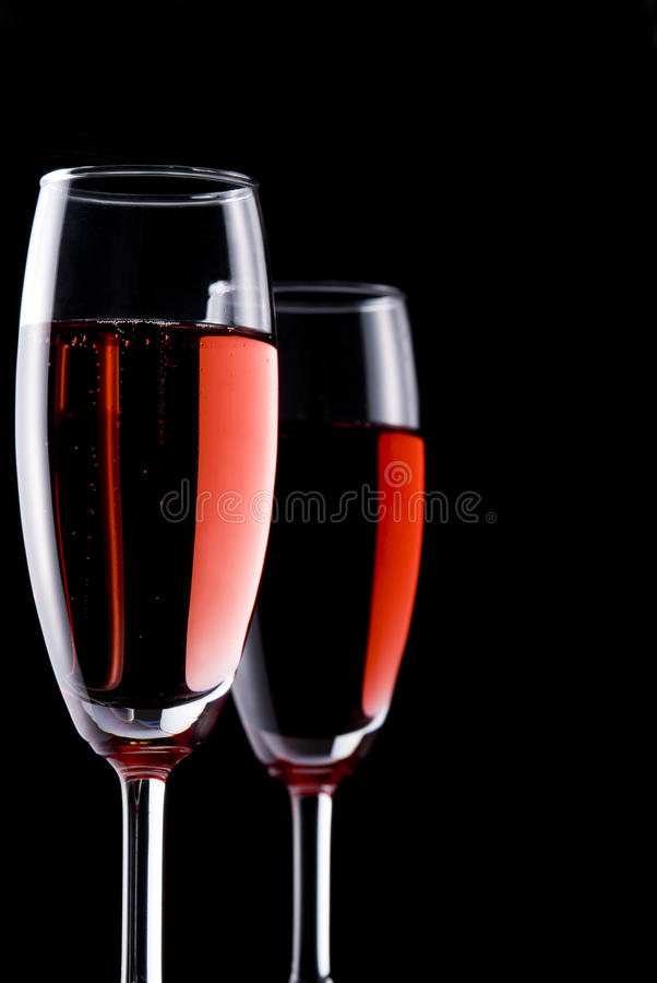 Download Red sparkling wine stock photo. Image of gourmet, black - 24128570