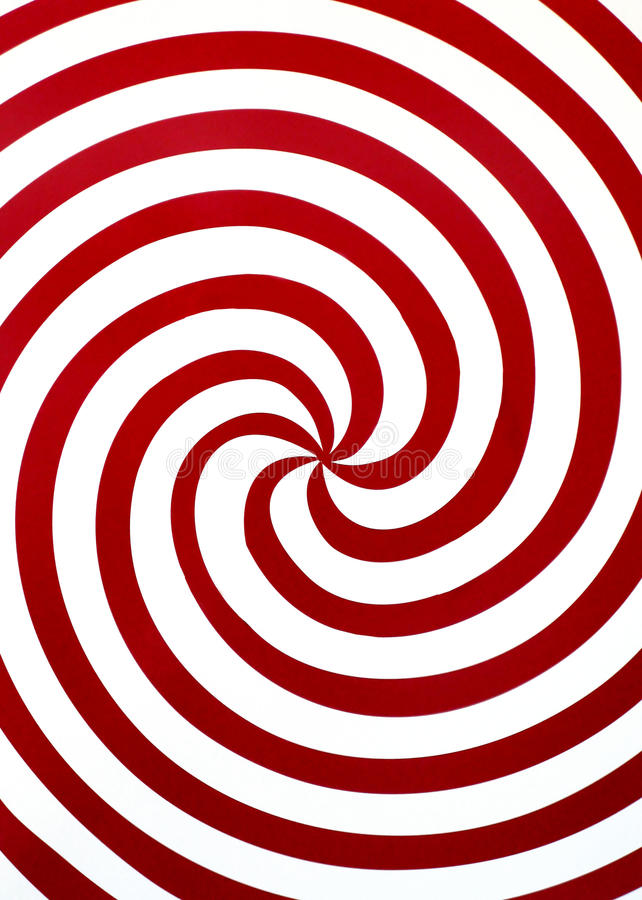 Download Red Spiral stock illustration. Illustration of abstract - 10989886
