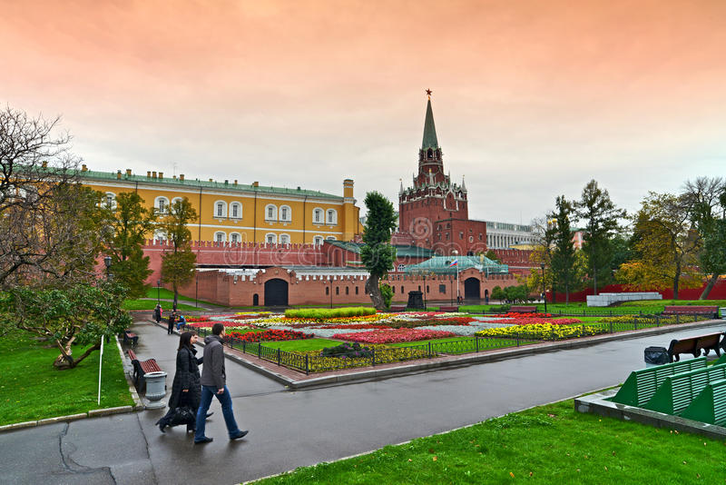 Red Square. Moscow. Russia. stock photos