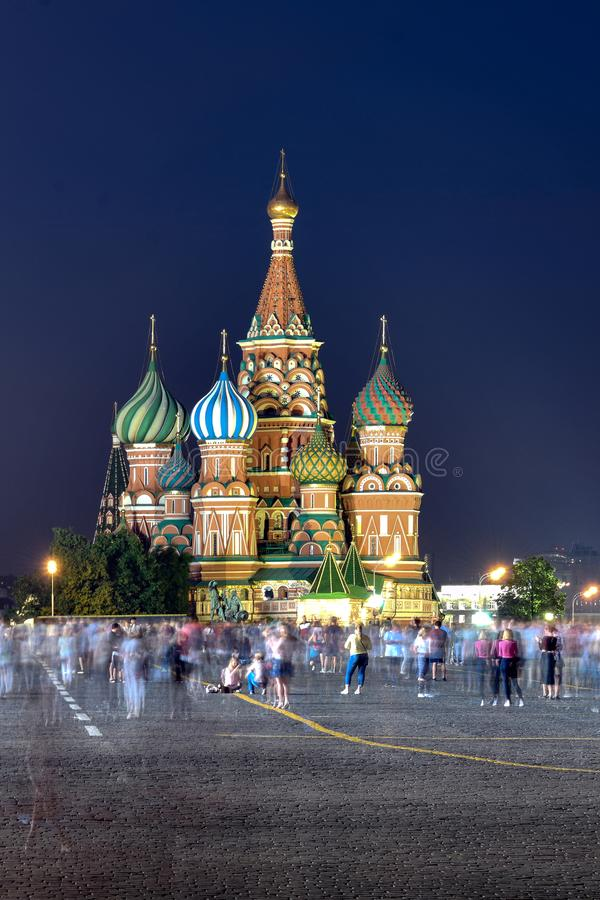 Red Square - Moscow, Russia royalty free stock photo