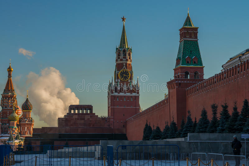 Red square stock photos