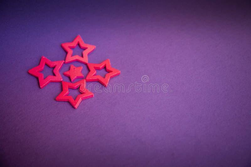 Red Star Decor stock image