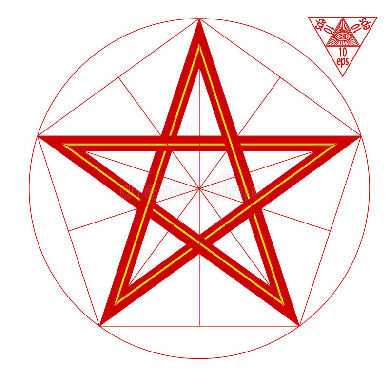 Red Star Heraldic Symbol The Symbol Of The Red Army Was Present
