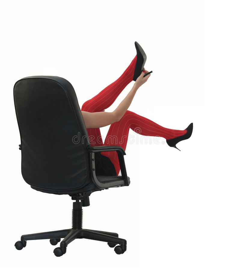 Download Red stockings stock image. Image of office, company, christmas - 302267
