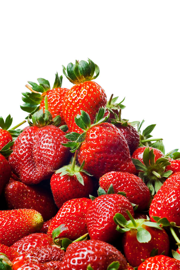 Download Red Strawberries Royalty Free Stock Image - Image: 10386816