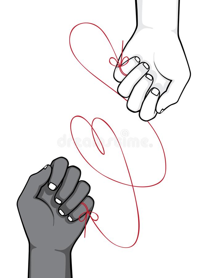 Red String Stock Illustrations 21 879 Red String Stock Illustrations Vectors Clipart Dreamstime