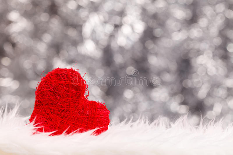 Download Red String Heart Royalty Free Stock Photos - Image: 35364838