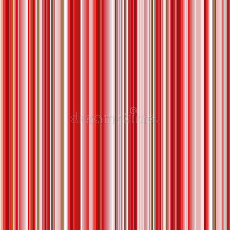 Download Red stripe background stock vector. Image of passion, variety - 2602329