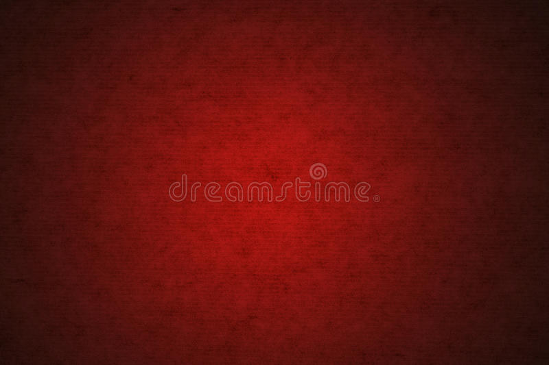 Red striped kraft paper texture royalty free stock images