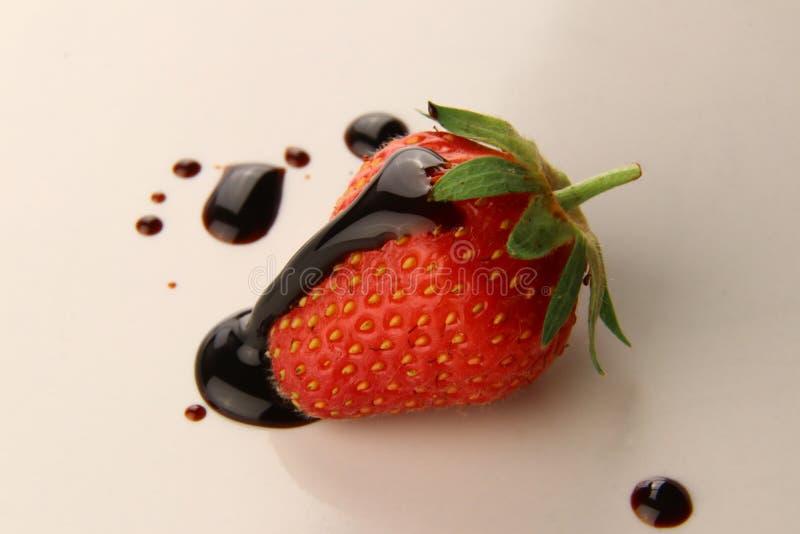 Red summer strawberries, seasonal fruit, macro stock images