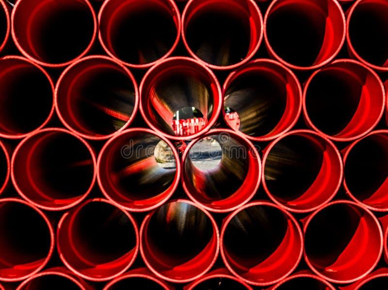 Red, Symmetry, Circle, Pattern stock image