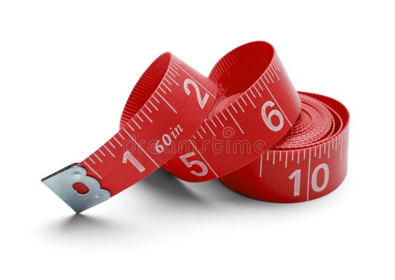 Download Red tape Measure stock image. Image of measurement, nobody - 34640113