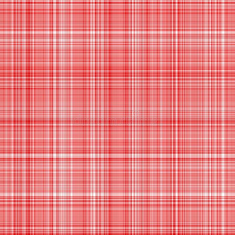 Red Tartan Cloth Stock Photos