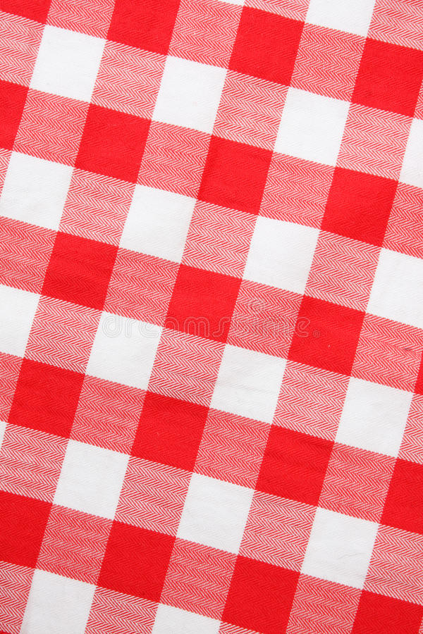 Download Red textile Gingham stock photo. Image of drapery, flat - 17564558