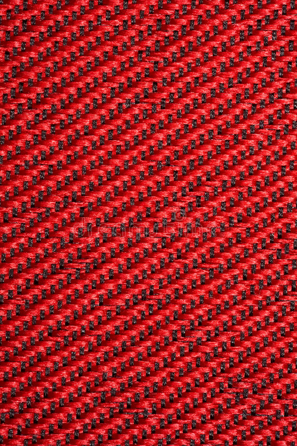 Download Red Textural Fabric, Pattern On Diagonal Stock Image - Image: 14059981