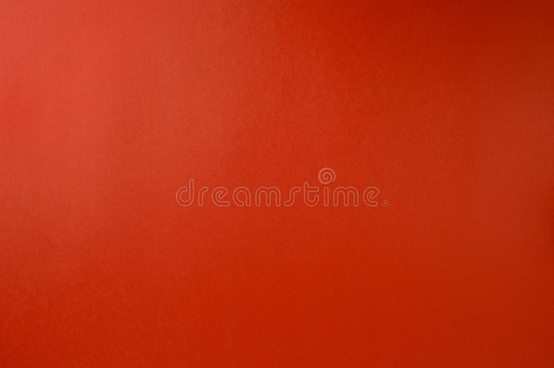 Red textured background stock image