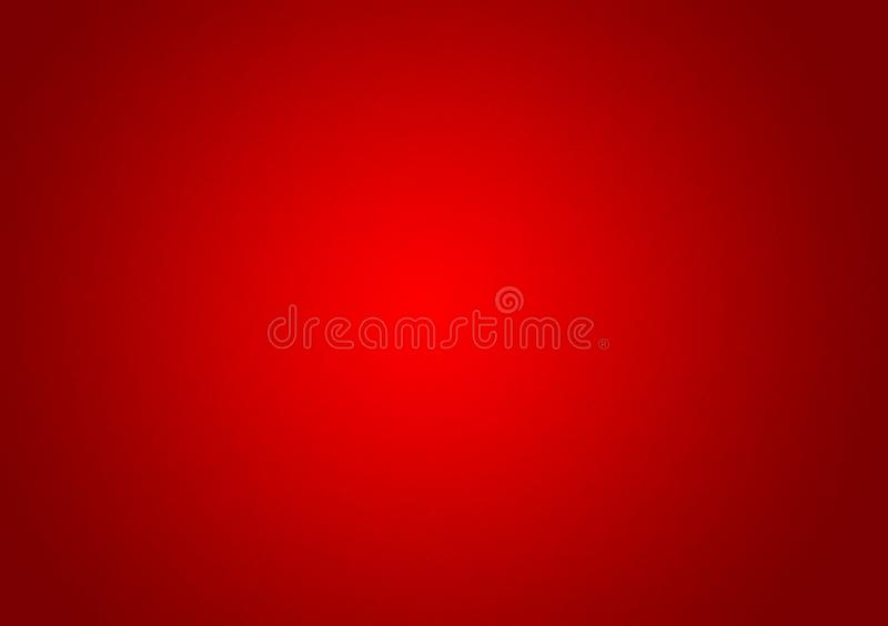 Red textured gradient wallpaper background design. For text and image layout design stock photo