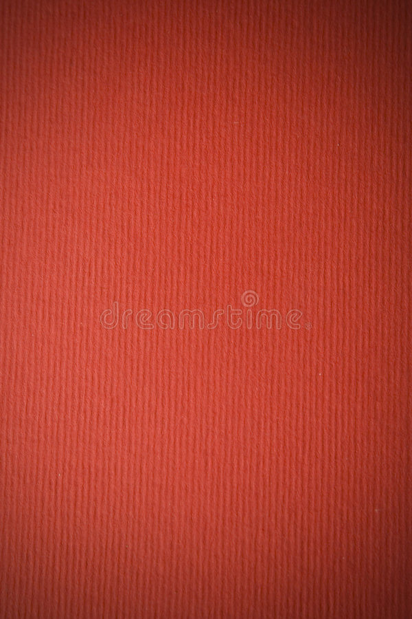 Red textured paper royalty free stock photography