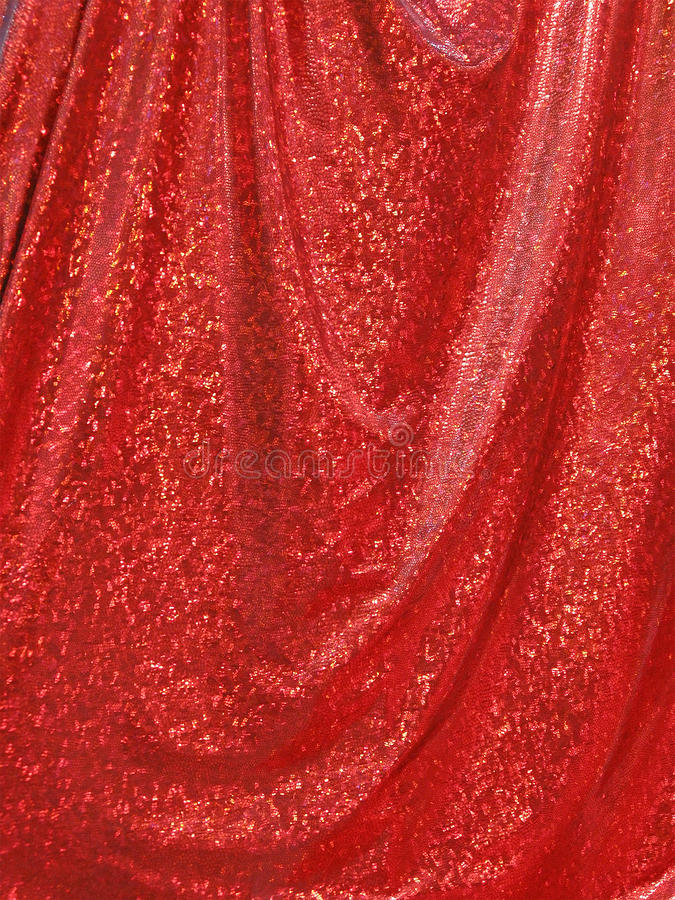 Red theater curtain, scene concept royalty free stock photo