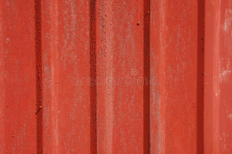 Download Red tin siding stock photo. Image of remodeling, background - 24612804