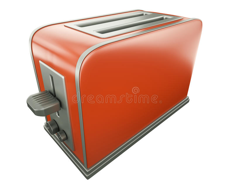 Download Red Toaster Royalty Free Stock Photo - Image: 18388775