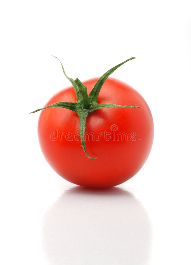 Free Red Tomato Stock Photography - 4676462