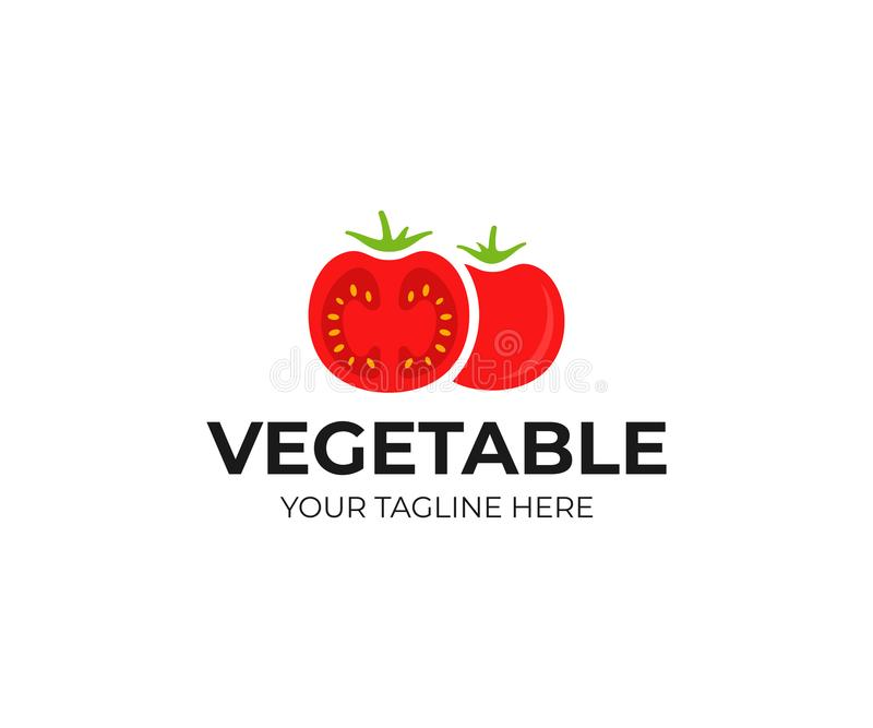 Fresh Tomato (Vector) Stock Vector. Illustration Of Juicy