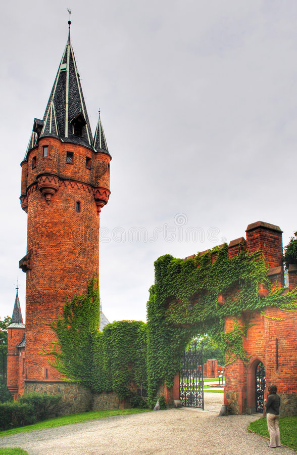 Free Red Tower Stock Photos - 8872013