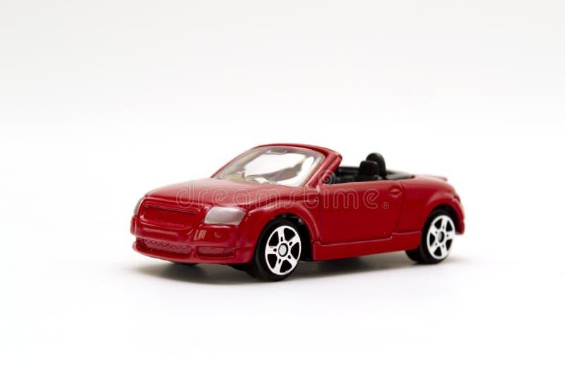 Download Red Toy sports car stock photo. Image of sleek, metal - 31899120