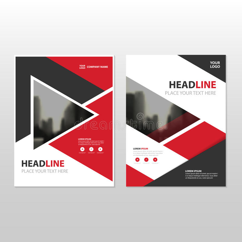 Brochure Template With Hexagonal Shapes Vector Free Download Green